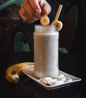 Cricket Protein Shake for Breakfast